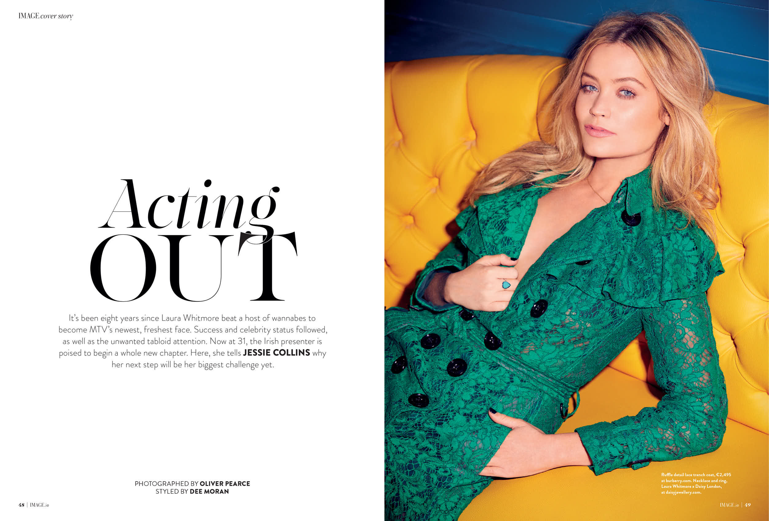 Laura Whitmore - Actor